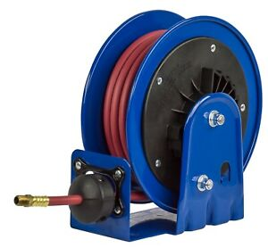 Coxreels Lg lp 125 Lg Series Air water Hose Reel 1 4 Hose Id 25 Length