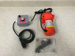 Vibco Electric Vibrator Scr 200 2 6a 115v Ph 1 New