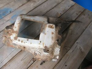 1966 76 Ford Fairlane 500 Xl Gt 4 Speed Automatic Floor Shifter Plate