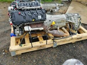 2011 Ford F150 5 0 Coyote Engine 4x4 6r80 Transmission Pullout Drop Out