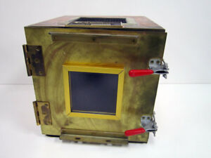 Lindgren Rf Enclosure Tt Table Top Shielded Faraday Chamber 12 X 12 X 12 B