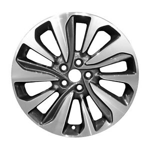 97889 Reconditioned Oem Factory 18x7 Aluminum Wheel Fits 2017 2019 Buick Encore