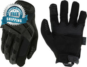 Mechanix Wear Mpt 55 009 M pact Covert Tactical Gloves medium Black