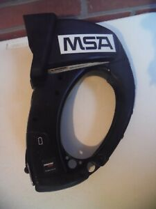 Msa Evolution 5200 Fire Fighter Thermal Imaging Camera W 2 Batteries