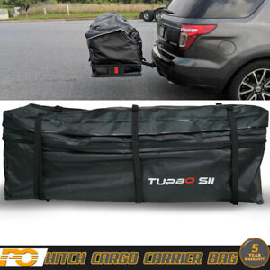 Durable Waterproof Cargo Tray Bag 20 Cubic Feet Trailer Hitch Cargo Carrier Bag