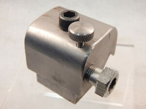 Nice South Bend 9 Or 10k Adjustable Carriage Stop Guaranteed