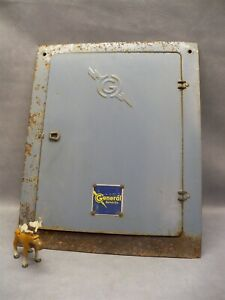 Electric Service Front Panel 1168 20 General Switch Co Od 15 3 4 W X 17 3 4 T