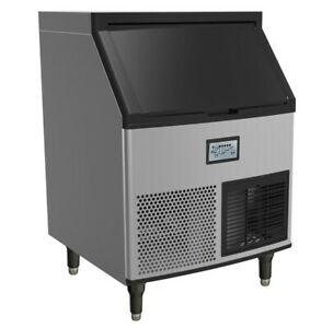 Commercial Undercounter 280 Lb Ice Maker Machine Nsf