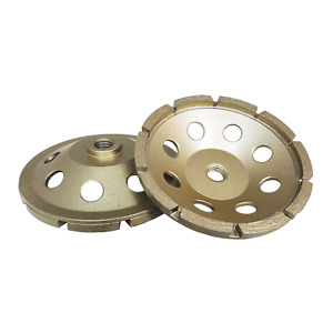 Single Row Grinding Cup Wheel For Grinding Leveling Of Concrete Masonry Stone
