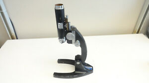L16 Vintage Bausch Lomb Microscope Stand