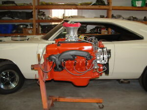 1971 Plymouth Dodge Mopar G 440 Hp V8 Complete Engine Free Shipping