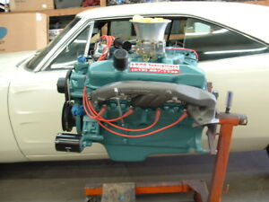 1967 Plymouth Dodge Mopar C 440 Hp V8 Complete Engine Free Shipping