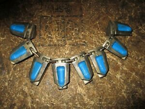 Parker Hydraulic Hose Crimp Die 80c p0870 Blue 1 2 Hy Series Fittings