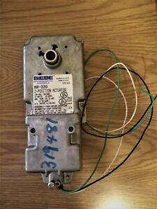 New Siebe Environment Controls Ma 220 2 Position Actuator 120vac 14 Watts