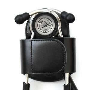 Stethoscope Holder With Closure And Belt Clip Universal Stethoscope Holster