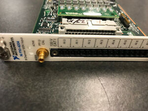 National Instruments Pxi 4204 8 Channel 100v