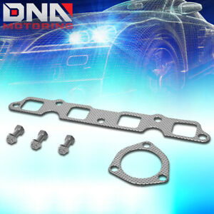 For 1974 1982 Toyota Corolla 1 8l 3t C E70 Exhaust Manifold Header Gasket Set