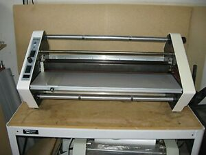 Multi seal 252 Hot Laminator 24 Max Width 500 Or Best Offer