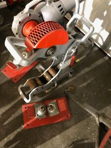 Ridgid 258 Hydraulic Pipe Cutter Rigid 700 Pony