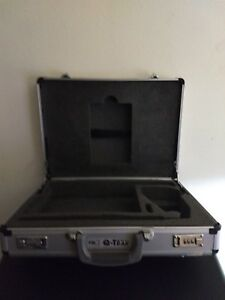 Instrument Case Tsi Q trak 8551 Iaq Indoor Air Quality Monitor Case Only