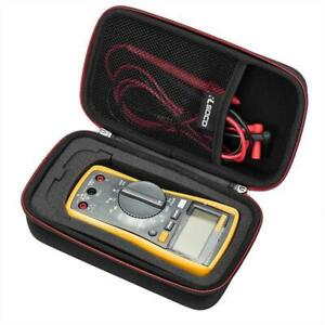 Rlsoco Carrying Case Compatible For Fluke 117 115 116 114 113 177 178 179