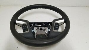 2010 2011 2012 Ford Fusion Steering Wheel With Controls