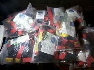 Lot Of 25 Dennington Safety Fall Protection Harness Ul Certified Mixed Sizes New