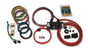 Painless Performance 10308 18 Circuit Customizable Harness For Roadster T Bucket