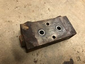 Ih Farmall International 460 Fast Hitch Power Steering Check Valve