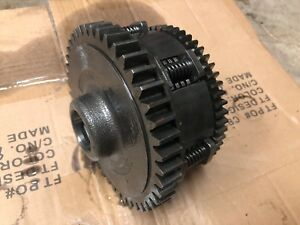 Ih International Case 484 Diesel Complete Pto Clutch Assembly