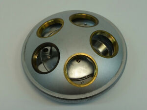 Olympus Bh2 Microscope Nosepiece Turret For 5 Objectives