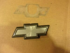 1994 1996 Chevy Caprice Rear Trunk Emblem Ornament Nice Shape Hard Find