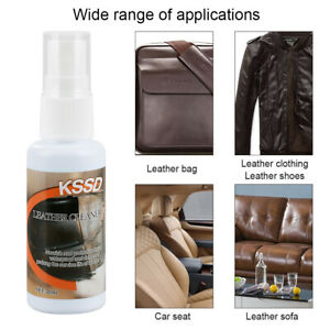 Multifunction Refurbishing Cleaner Car Seat Sofa Clothing Of Leather Super Clean