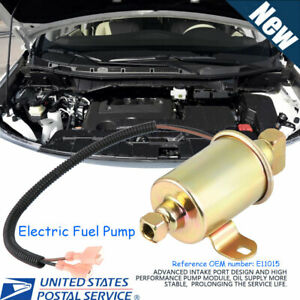 High Quality E11015 Electric Fuel Oil Transfer Pump Fit For Diesel Vehicles
