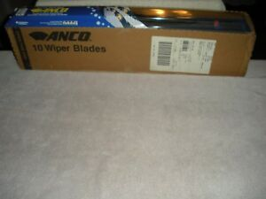 Winter Windshield Wiper Blade Anco 29 18 Factory Sealed Box Of 10