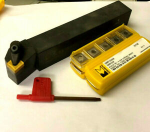 New Kennametal Lathe Tool Holder Snmg Snmm 1 x 1 1 4 Shank