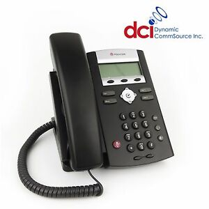 Refurbished Polycom Soundpoint Ip 335 Telephone Poe free Shipping