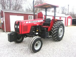 2006 Massey Ferguson 573 Tractor low Hrs delivery 1 85 Per Loaded Mile