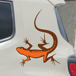Mojave Sand Lizard Sticker Decal Rear Hood Side Jeep Wrangler Renegade Suv Truck