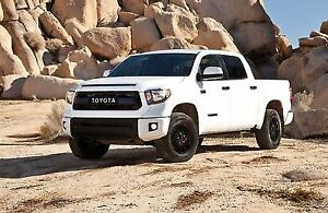2014 2017 Genuine Toyota Tundra Trd Pro Grille Grill 53100 0c260 A0 Oem White
