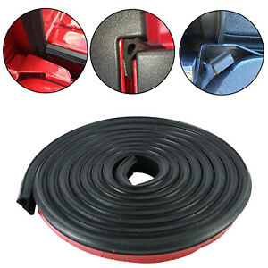 13ft Adhesive Universal Weather Stripping Pickup Truck Bed Tailgate Seal Tool