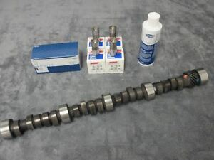 Chevrolet 292 1963 72 Stock Cam W lube Lifters Cam Bearings Valve Springs