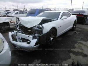 Automatic Transmission 6 Speed Opt Myb V6 Fits 12 Camaro 433449