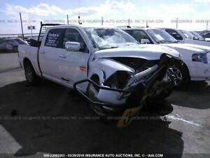 Automatic Transmission 2wd 6 Speed Fits 12 13 Dodge 1500 Pickup 499845