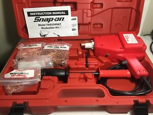 Snap On Stud Welder Kit Dent Puller Ya22345kt