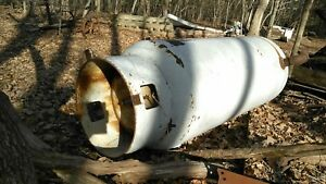 Air Tank 400 Gal Manchester 1989 Last Inspection 2 29 08 Vertical Tank