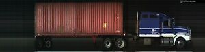 40ft Shipping Container Storage Container Conex Box In Mobile Al