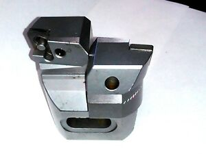 Swiss Cat 40 50 Adjustable Index able Twin Dual Rough Boring Head Command Urma