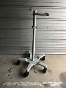 Rolling Stand big Wheel For Phillips Intelivue Mp30 Patient Monitor