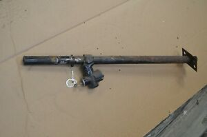 67 5 Datsun Roadster 1600 2000 Steering Column With Ignition Switch